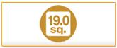 (ラチェットレンチ)差込口19.0-3/4sq