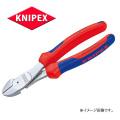 KNIPEX(クニペックス) 強力型斜ニッパー 7405-180