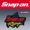 Snap-on スナップオン ステッカー Racing 大 [ゆうパケット送料無料]