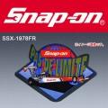 Snap-on スナップオン ビンテージステッカー SSX1978FR [ゆうパケット送料無料]