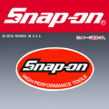 Snap-on スナップオン ビンテージステッカー SS-557A [ゆうパケット送料無料]