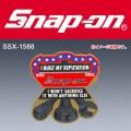 Snap-on スナップオン ビンテージステッカー SSX1568 [ゆうパケット送料無料]