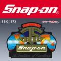 [希少] Snap-on スナップオン ビンテージステッカー SSX1873 [ゆうパケット送料無料]