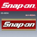Snap-on スナップオン ステッカー SS-993A