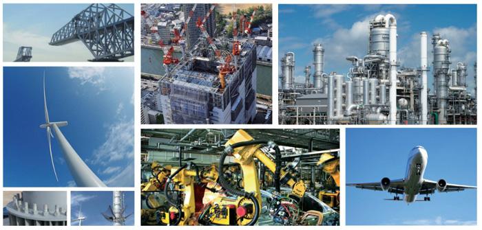 TONE株式会社は機械産業など多くの分野で工具を提供しております。
