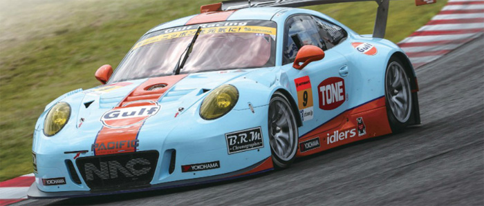 TONE株式会社は、モータースポーツへ工具を提供しております。